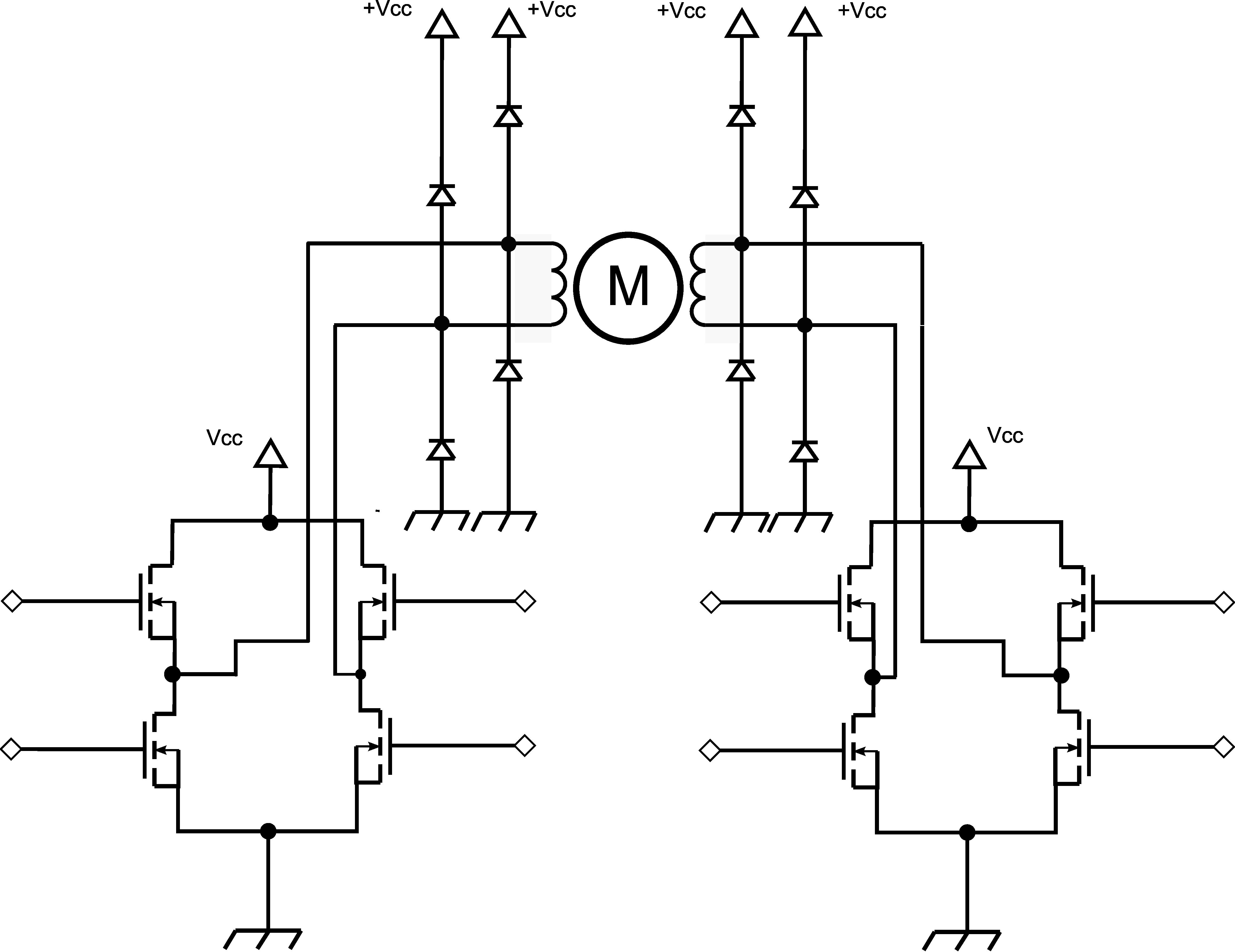 Schema Elettrico Per Motore Passo Passo : Laurtec pj pilotare i motori passo in