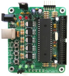 EasyUSB evaluation board